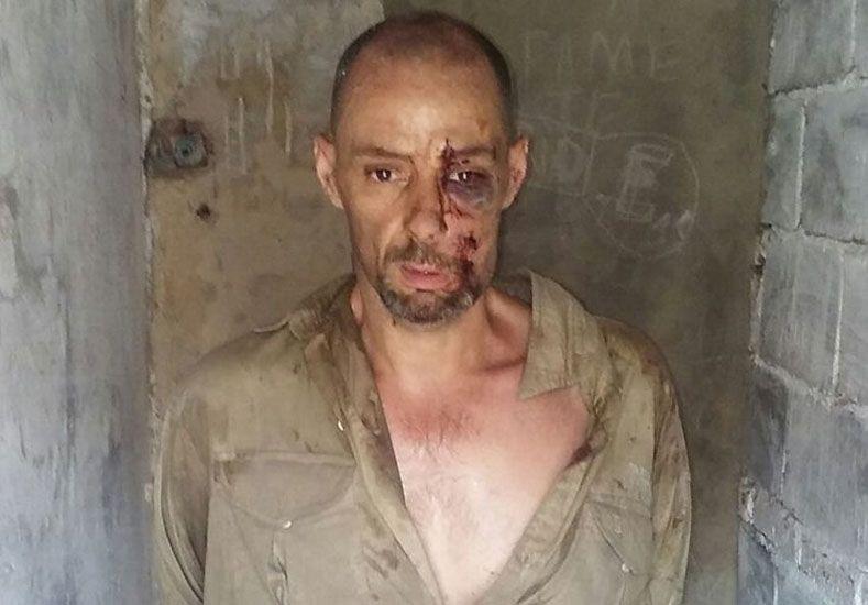 """Martín Lanatta """"no se resistió"""" en el momento de su detención"""