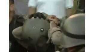 Trasladaron a Martín Lanatta y aclararon que es el único prófugo detenido