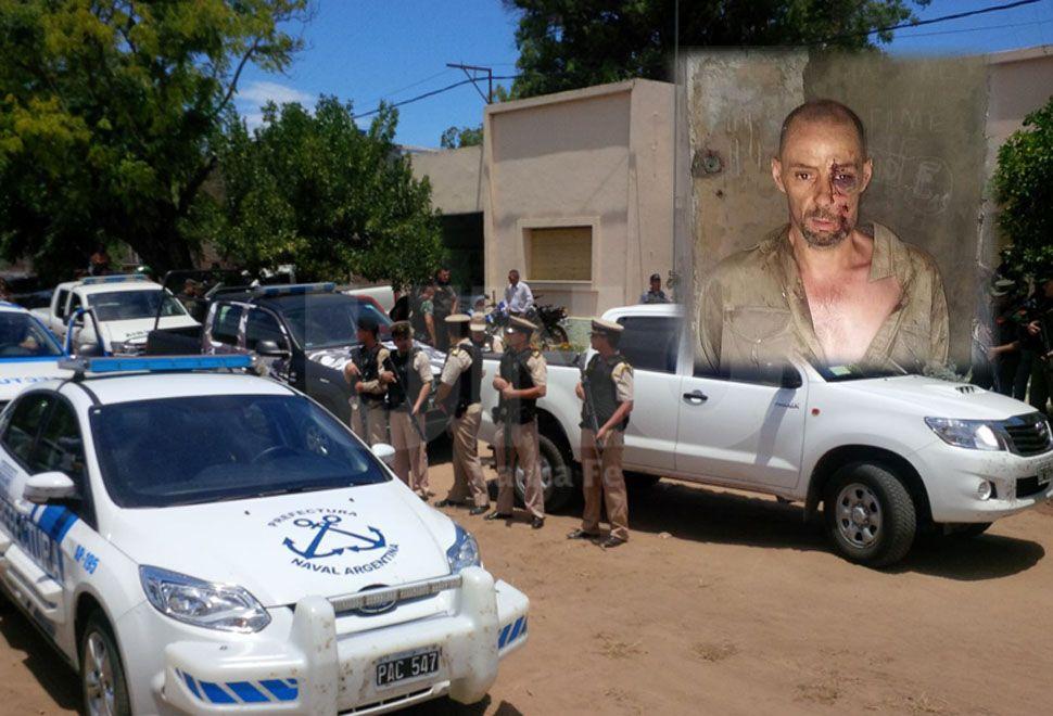 Giro inesperado: ahora confirman que Martín Lanatta es el único prófugos detenido en Cayastá