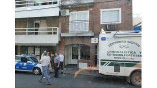 Un ingeniero fue rehén de los prófugos del triple crimen en pleno centro santafesino