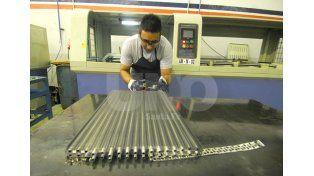 Sector. La industria manufacturera