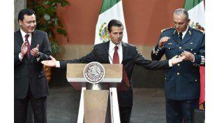 El presidente de México aseguró que seguirán luchando contra el crimen organizado.