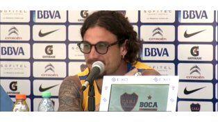 Daniel Osvaldo acusó de vende humo a los Barros Schelotto