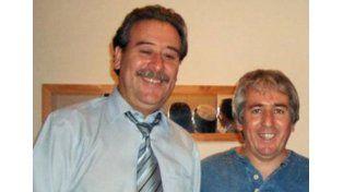 Luis Zacarías y Rubén Zacarías. Foto: Infobae