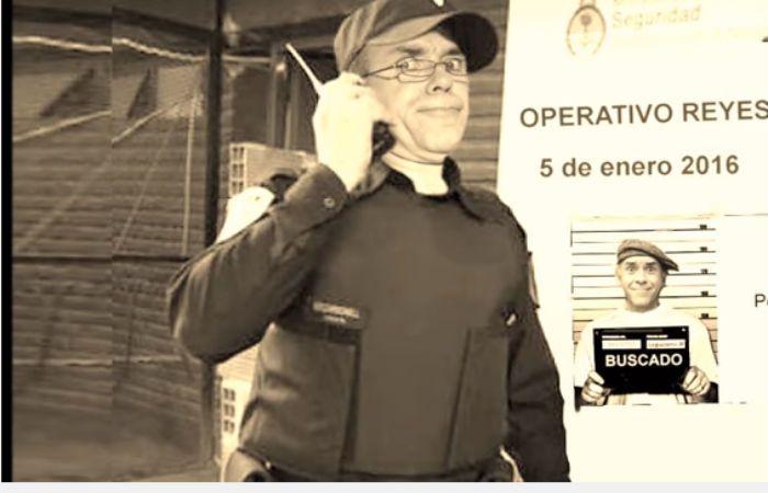 Ricardo Leguízamo interpreta a un gendarme a quien nadie relevó desde el día de fin de año en un puesto fronterizo.