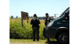 Las fuerzas federales seguirán la búsqueda de los prófugos durante la noche