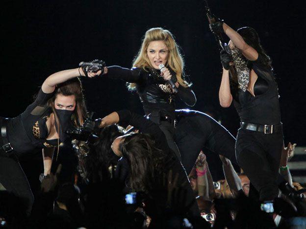 Las excentricidades de Madonna en México