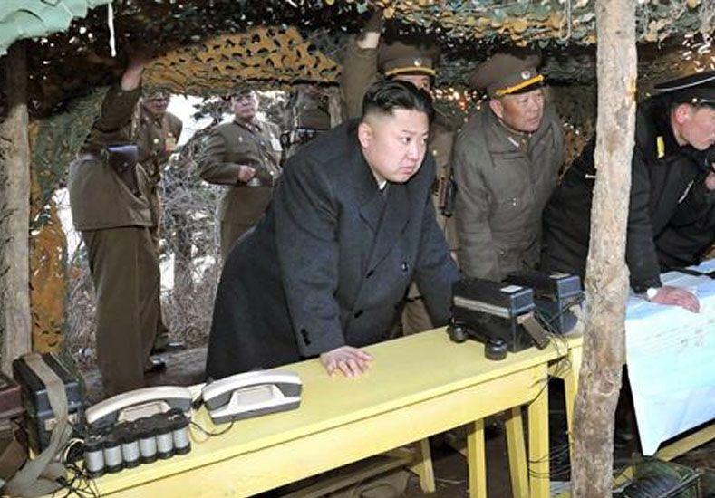 Corea del Norte realizó su primera prueba con una bomba nuclear de hidrógeno