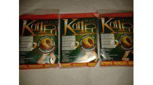 """La ASSAL prohibió el producto maca """"Kallpa"""""""