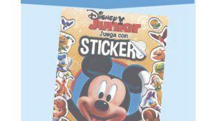 Pedí este miércoles la revista Disney Junior
