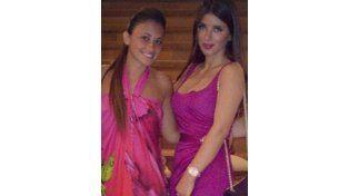 Enigmáticos mensajes entre Antonella y su amiga Daniella