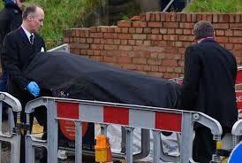 Encuentran enterrada en su jardín a una famosa actriz británica