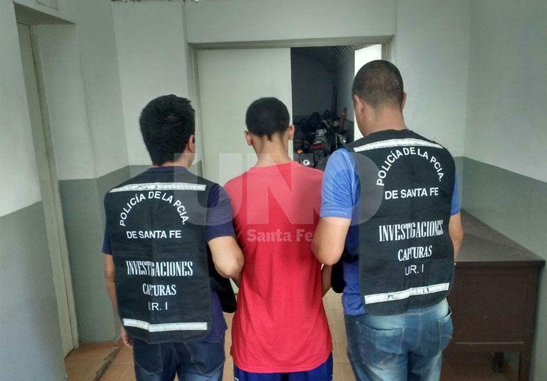 Recapturaron a un asesino evadido de la cárcel de Las Flores