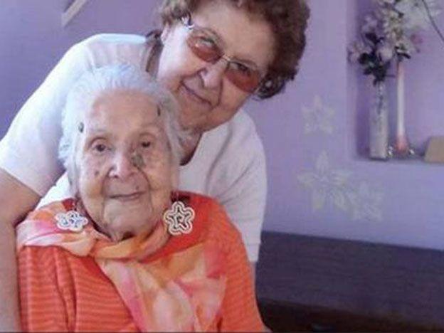 La mujer más longeva de la Argentina tiene 111 años