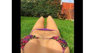 Muy hot en bikini