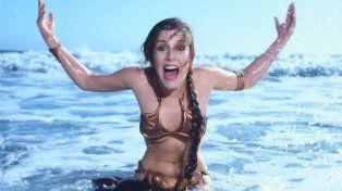 La Princesa Leia, de Star Wars, en una inédida, divertida y sexy sesión fotográfica