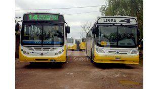 Las línea 4 y 14 no están prestando servicios./ Manuel Testi.