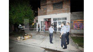 Postal negra. El día que apareció muerta la mujer de 34 años / Foto: Manuel Testi - Uno Santa Fe