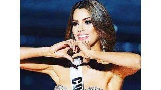 Miss Colombia aviva la polémica: Yo soy la Miss Universo