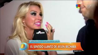Ailén Bechara: Crisis, llanto y rumores con el ex cuñado de Tinelli
