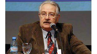 Experto. El climatólogo José Luis Aiello rechaza las simplificaciones
