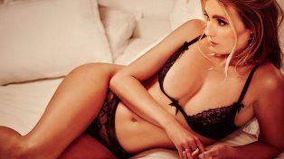 Alana Blanchard en una producción muy sensual