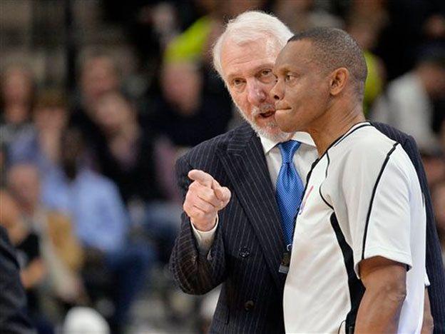 Los Spurs de Ginóbili derrotaron a Houston Rockets