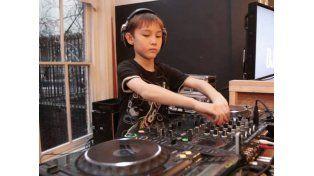 Kai Song, el DJ de 11 años que hace bailar al mundo