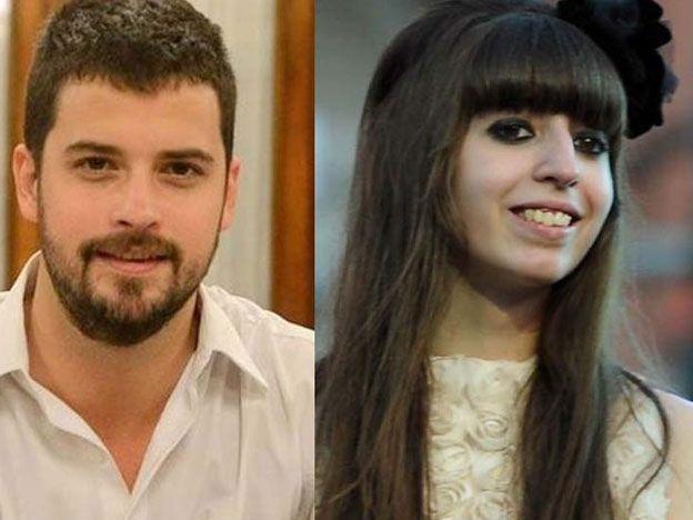 Florencia Kirchner se separó de Camilo Vaca Narvaja, el padre de su hija