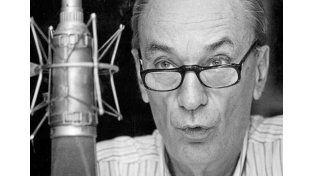 Falleció el prestigioso locutor y periodista Antonio Carrizo