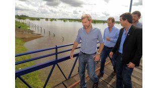 Concordia: si el río llega a 17 metros se deberá evacuar a 20.000 personas