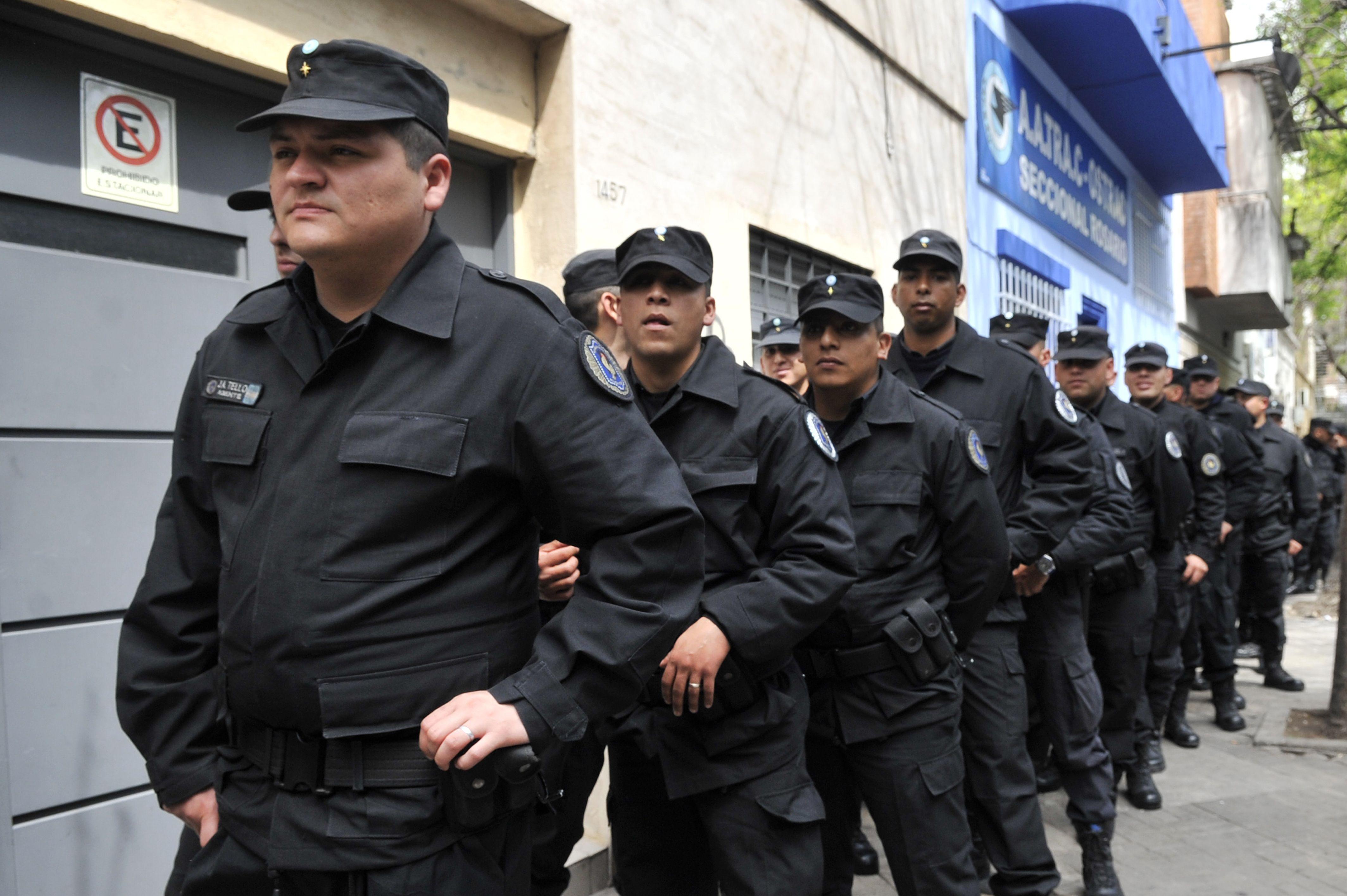 Poco más de 20 mil efectivos de la Federal dependerán del gobierno de la ciudad de Buenos Aires.