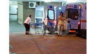 Durante la madrugada ingresaron cinco heridos al hospital Cullen