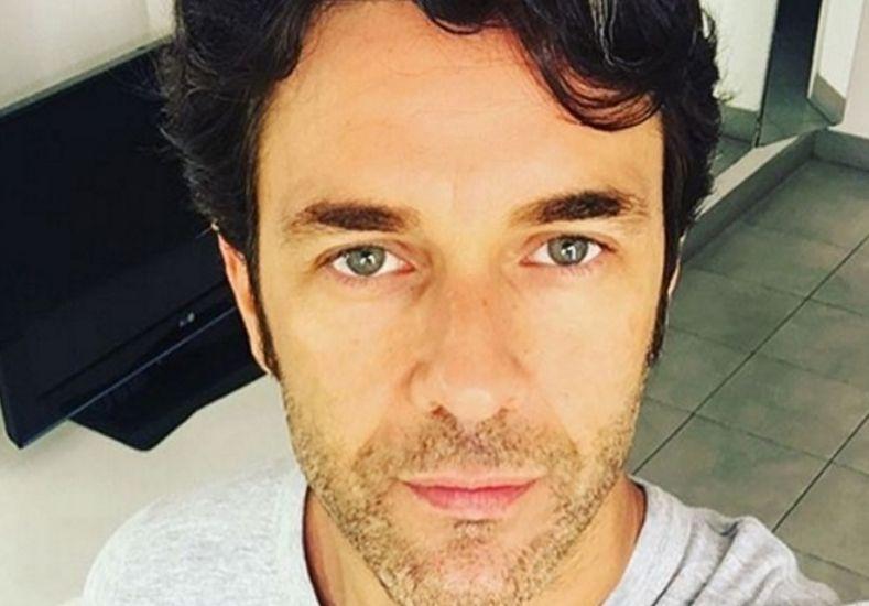 El cambio de look de Mariano Martínez