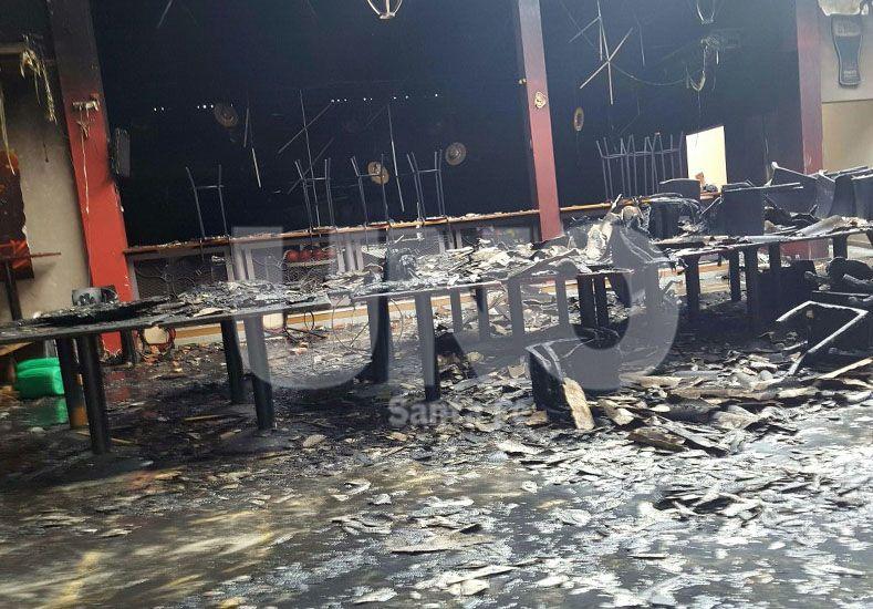 Falleció uno de los hermanos que resultó quemado en el incendio de Tiro Loco