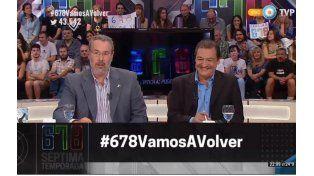 En la despedida de 6-7-8, Máximo Kirchner dijo que el gobierno es CEO fascista