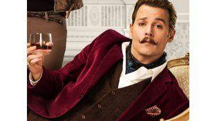 Johnny Depp, el actor más sobrevaluado del año