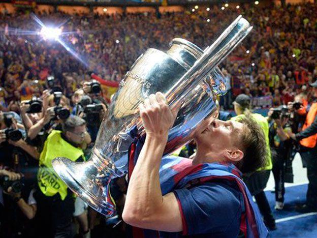 El ambicioso objetivo del Barcelona para el 2016 con Lionel Messi