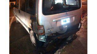 Apresaron al presunto autor de quemar un vehículo municipal