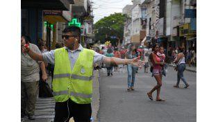 Rige la peatonalización de calle Mendoza hasta el jueves 24