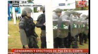 Video: el incómodo cruce en TN entre Guillermo Lobo y Valeria Sampedro