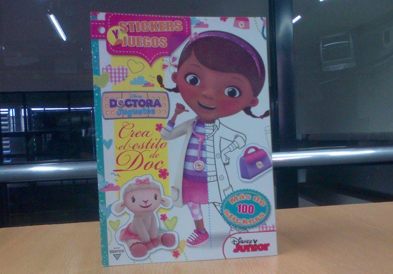 Este miércoles pedí con el UNO la revista de Disney Junior