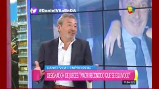 """Daniel Vila: """"No traería 6 7 8 a América"""""""