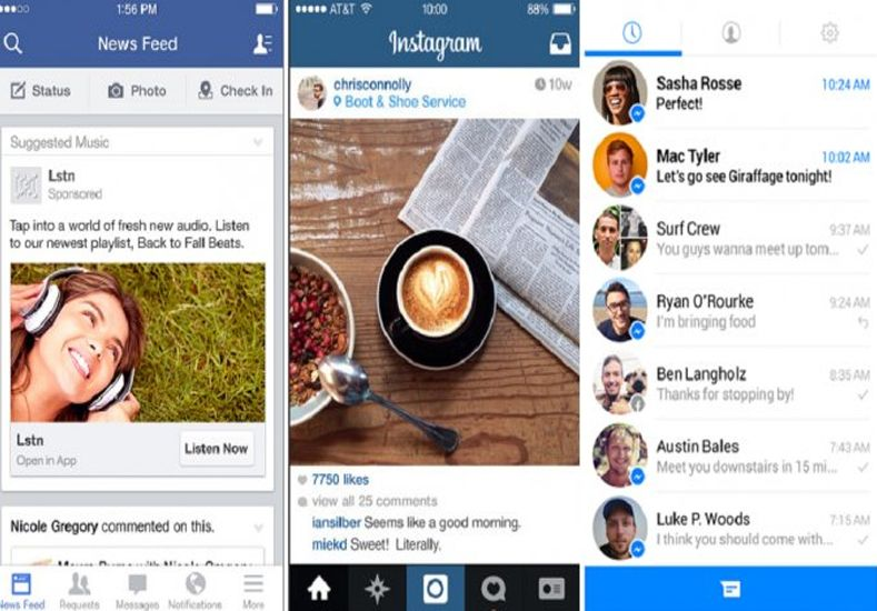 Las 10 apps más populares del 2015