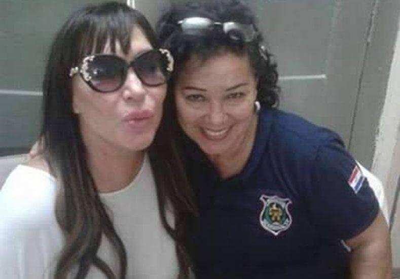 Otorgan la libertad a Moria Casán bajo fianza, aunque sigue imputada por tenencia de cocaína