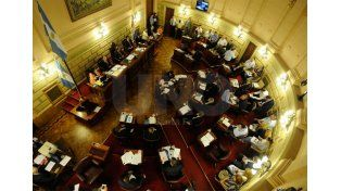 Fortaleza. El PJ es mayoría en la Cámara alta de la provincia. UNO de Santa Fe/Manuel Testi