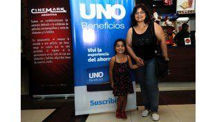 Carolina y Amparo Avellaneda / Diario UNO: Mauricio Centurión