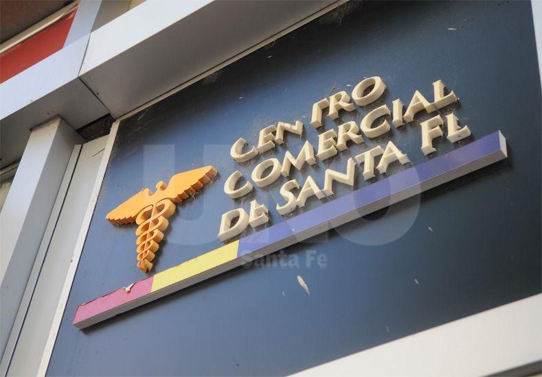 En conferencia. El anuncio oficial se realizará a las 9.30 en la sede del Centro Comercial de Santa Fe / Foto: José Busiemi - Uno Santa Fe