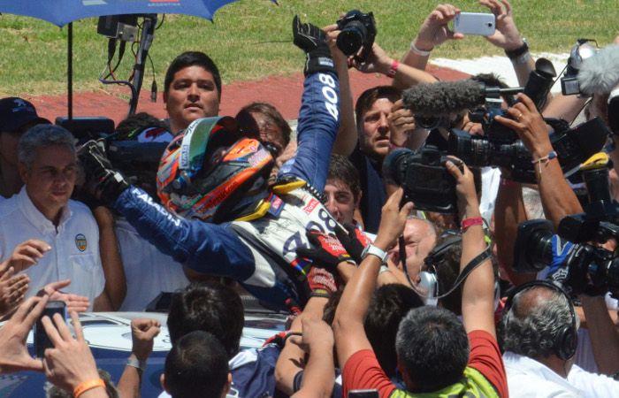 Girolami se coronó bicampeón de Súper TC2000 en San Luis