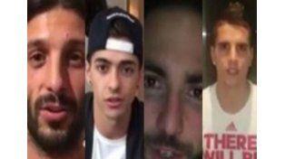 El video que hicieron ex jugadores de River para el plantel